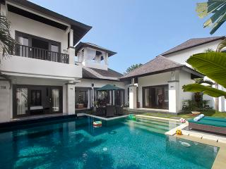Villa Cempaka with roof-top bale and speed boat - Nusa Dua vacation rentals