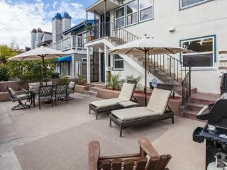 Location! Mission Beach w/Patio/BBQ/Fire-pit! SC1 - San Diego vacation rentals