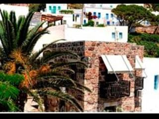 Romantic balcony apartment with view (up to 3) - Cyclades vacation rentals