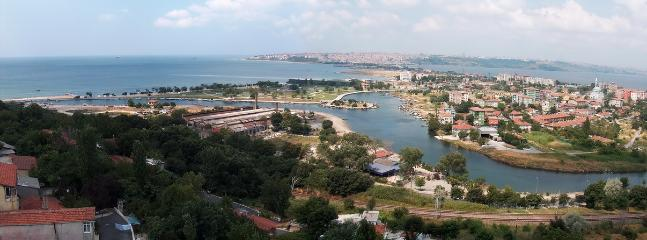 Sea and a lake view just near by - Superb House With Marvelous Garden - Istanbul - rentals
