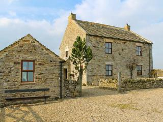 RIDDING HOUSE, pets welcome, character features, two woodburners, games room, enclosed gardens, near Stanhope, Ref 26016 - Stanhope vacation rentals