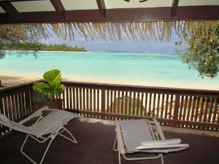 Muri Shores, Beachfront - Southern Cook Islands vacation rentals