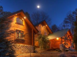 Mountain Creek Luxury Hideaway - North Georgia Mountains vacation rentals