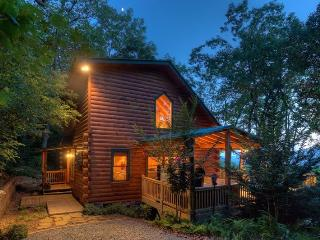 Quiet View - Blue Ridge GA Cabin - North Georgia Mountains vacation rentals