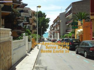 5 mn from sandy beach Apartment with 2 rooms in Alcossebre - Alcossebre vacation rentals
