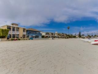 Anne's 1 bedroom / 1 bath in quiet South Mission Beach - San Diego vacation rentals