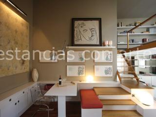 Great penthouse Mayor Unique modernArt Collection - Madrid vacation rentals