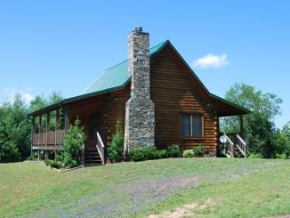 Rivermont-Cabin w/ Wood burning fireplace - West Jefferson vacation rentals
