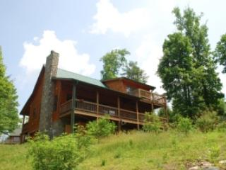 Evening Sky on High-4br,2.5ba,Views,GameRoom,near Boone - Fleetwood vacation rentals
