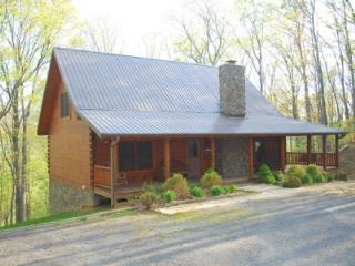 Mtn Time-5br Cabin w/ Hot tub & Views - Todd vacation rentals