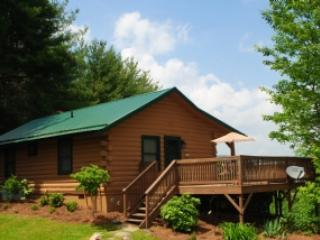 Top O' The Morning - Top O' The Morning-Romantic cabin with hot tub - Jefferson - rentals