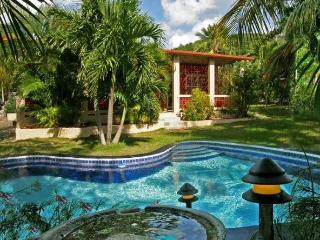Hilltop House with Pool and Tropical Lush Gardens - Culebra vacation rentals