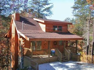 2 BR, 2 Ba Cabin Close to PF Pkway. Wild Thang. - Pigeon Forge vacation rentals