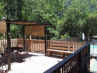 Osprey River House with Private Pool, 3 Bdms, 2 bath in Willow Creek - Trinidad vacation rentals