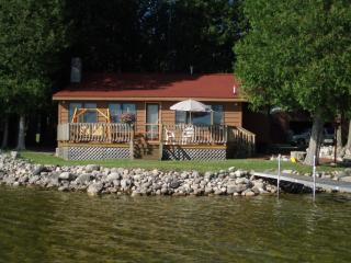 Private Lakefront, Winter Wonderland - Cheboygan vacation rentals