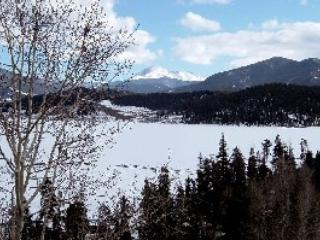 Great views and really comfortable!  World class skiing just minutes away! - Dillon vacation rentals