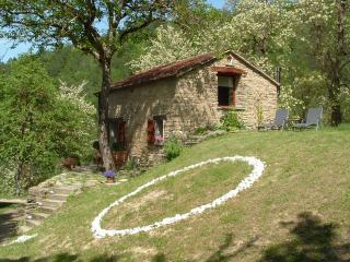 Country house in the forest, 2-4 persons, pool - Casola Valsenio vacation rentals