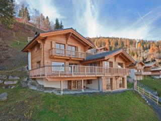 Ski in/out, 5 ensuite rooms, spacious & luxurious - La Tzoumaz vacation rentals