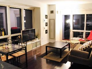 Times Square 2min Luxury 1bed APT& Private Terrace - New York City vacation rentals