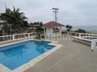House For Rent At Punta Blanca, Santa Elena, Ecuador, Beach Front. - Punta Blanca vacation rentals