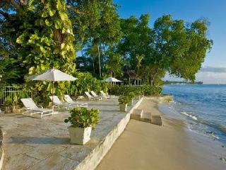 Opulent haven Mango Bay with lush private beach, open-air loggia, pool & staff - Saint James vacation rentals