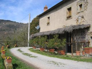Quiet Farmhouse in Tecognano Below Cortona - Cortona vacation rentals