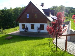 Comfortable holiday home for up to 10 people and with a private pool, located at the beautiful Czech Giant Mountains! - Czech Republic vacation rentals