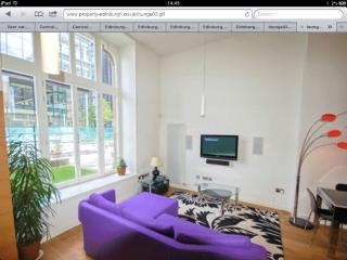 Luxury city centre apartment - South Lanarkshire vacation rentals