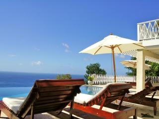 Bananaquit House - 7 bed Luxury with Piton View. - Soufriere vacation rentals