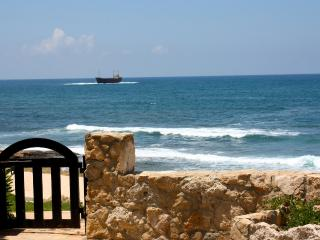 Oceanfront Paphos 2 Bedroom Apartment - Paphos vacation rentals
