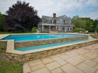 Quogue Waterfront Estate with Pool & Jacuzzi - Quogue vacation rentals