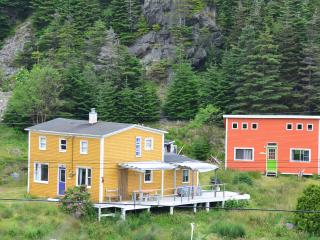 EAST COAST TRAIL CABIN BY THE OCEAN - Newfoundland vacation rentals