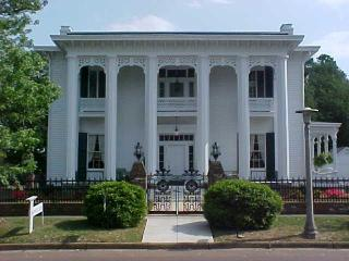 Shadowlawn Bed and Breakfast - Mississippi vacation rentals