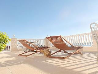 Luxury apartment with a panoramic view - Baska Voda vacation rentals
