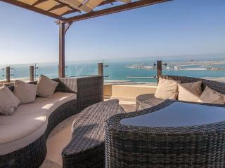 Amazing penthouse heart of Jumeirah  Beach Walk up 8 GUEST - Dubai vacation rentals