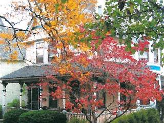 Judge Walker's House-Historic B&B in Bellefonte,PA - State College vacation rentals