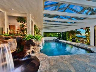 Hale O Wailele Estate - Waterfalls over Lava Rock and Jacuzzi, Spectacular Sunsets - Napili-Honokowai vacation rentals