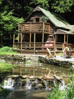 Log Cabin Close to Cherry Springs State Park for Star Gazing in Coudersport Pa - Potter County - Chris