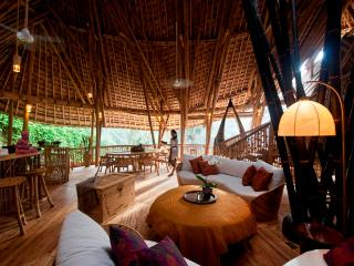 Amazing 4 storey Luxury All Bamboo Home by River - Bali vacation rentals