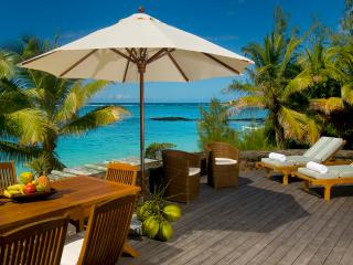 Villa Red Coral for a great beach holiday. - Mauritius vacation rentals
