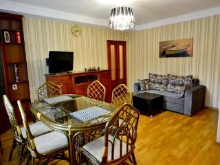 496, 2 Lesi Ukrainki, Cosy 2-bedr with big Jacuzzi - Kiev vacation rentals