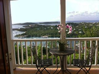 Spectacular VIew in Lush Surroundings - Red Hook vacation rentals