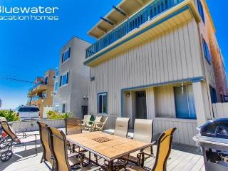 Beachcomber II - South Mission Beach Vacation Rental - San Diego vacation rentals