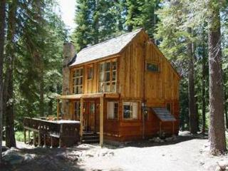 The Sandstrom Cabin - North Tahoe vacation rentals