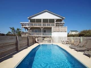 SN8608-CROSS THE STEET COTTAGE- PRIVATE POOL!! - Kill Devil Hills vacation rentals