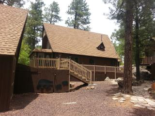Pinetop - Lakeside  Lake View home in the White Mountains close to Sunrise Ski Resort! - Arizona vacation rentals