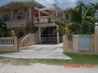 your secure electric gate - Wonderful 2 bedroom seaview - Corozal Town - rentals