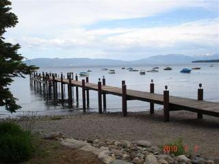 Pacheco, Tahoe Swiss Village, private beach and pier,, DOG ok - Homewood vacation rentals