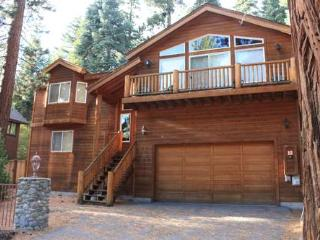 Pinetree House-hot tub,fabulous large home, walk to beach - Tahoe City vacation rentals