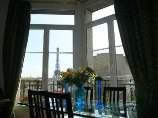 Eiffel Tower Trocadero Passy Doumer - Paris vacation rentals